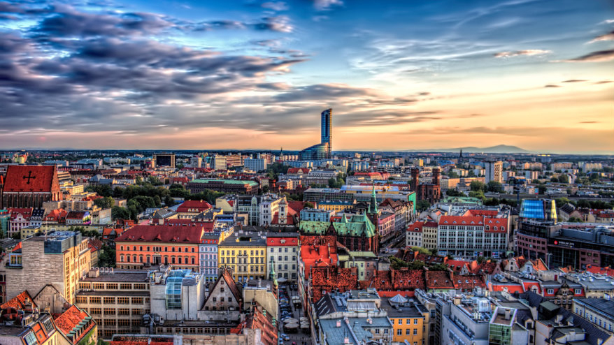 Prognoza Pogody Na Dziś We Wrocławiu Kulminacja Ciepła I Burz